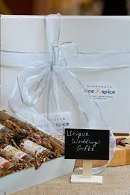wedding gift box wedding spice gift box
