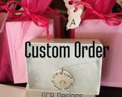 custom necklace charms customized jewelry etsy