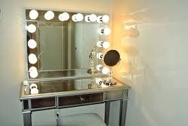 vanity mirror with led lights vanities led vanity mirror led lighted makeup mirror by