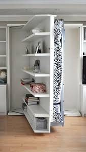 Folding Bookcase Plans Possible Murphy U0027s Bed Along Longest Wall In Family Room Put