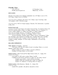 Sample Resume For Nurses Applying Abroad by Resume