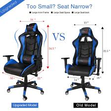 Leather Gaming Chairs Kinsal Gaming Chairs U2013 Product Review U0026 Unboxing