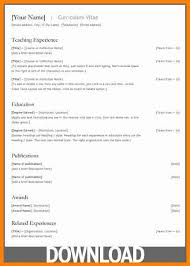 ms office cv format 4 cv format in ms word 2007 free download mail clerked