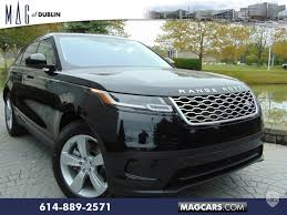 land rover velar for sale 2018 land rover range rover velar in dublin oh united states for