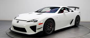 lexus for sale lexus lfa nurburgring edition with interior for sale
