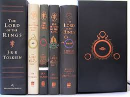 lord of the rings 50th anniversary edition ther lord of the rings 50th anniversary edition boxset books