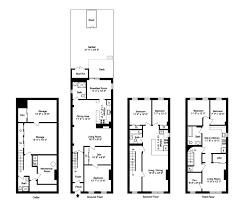 Brooklyn Brownstone Floor Plans Floor Plan U2013 Gowanus Renovation