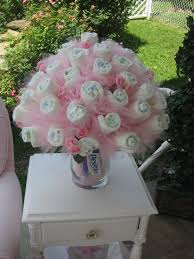 Baby Shower Centerpieces For A Boy by Baby Shower Diaper Bouquet Shower Gift For A Baby Shower
