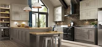 small kitchens with taupe cabinets brick in the kitchen gambrick