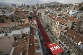 siege de sarajevo balkans le siège de sarajevo 20 ans après global voices en français
