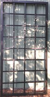 metal garden trellis ideas home outdoor decoration