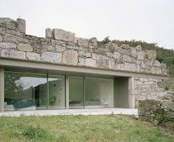 houses that rise from ruins become modern homes