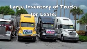 semi truck companies lrm leasing no credit check for all semi truck leasing youtube