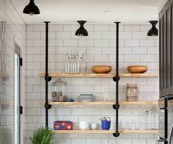 small farmhouse style kitchen design in detail