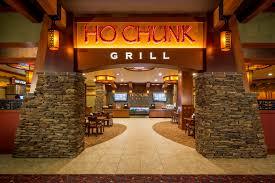 ho chunk grill restaurant design