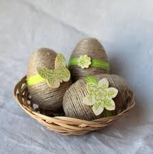 egg decorations 18 rustic easter egg décor ideas shelterness