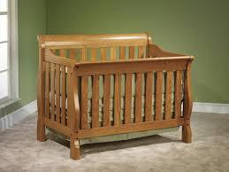 traditional style crib organic grace