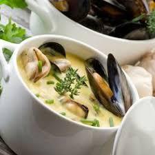 cuisiner des moules au vin blanc moules à la crème et au vin blanc recipe food fish and recipes