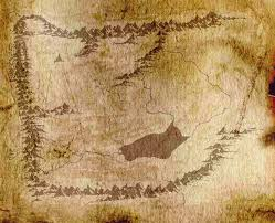Map Of Mordor Category Mordor The Notion Club Archive Fandom Powered By Wikia