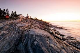 Table Rock Maine Maine Peninsulas A World Of Their Own