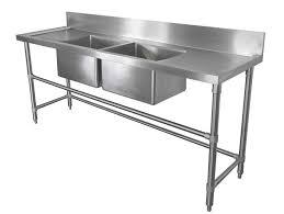 Restaurant Kitchen Sink Stainless Steel HandMade Restaurant - Restaurant kitchen sinks