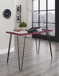 Student Writing Desk by Ameriwood Furniture Altra Furniture Owen Retro Desk With Black