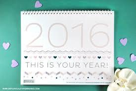 botanical calendars free printables three stylish 2016 calendars botanical