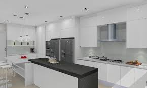Height Of Kitchen Cabinets Brilliant Full Height Kitchen Cabinets Rooms T And Inspiration