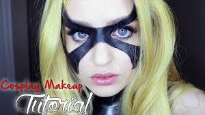 Ms Marvel Halloween Costume Ms Marvel Cosplay Makeup Tutorial