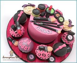 big cake little cakes mac make up