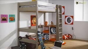 chambre mezzanine enfant lit mezzanine clay ma chambre d enfant