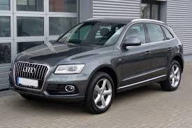 Audi Q5 8 Seater - te gustan los carros entra audi