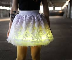 day to night light skirt 11 steps with pictures