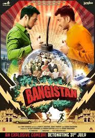 bollywood film the promise bangistan new poster riteish deshmukh and pulkit samrat promise an