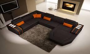 canap cuir panoramique canape cuir vente canapé d angle design haymone lecoindesign