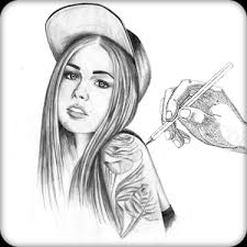 pencil sketch photo maker android apps on google play