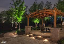 Outdoor Backyard Lighting Ideas Outdoor Lighting Ideas For More Enjoyable Summer Nights