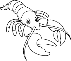 Larry The Lobster Coloring Pages Web Coloring Pages Web Coloring Pages