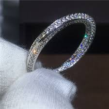 cross jewelry rings images Cross jewelry lovers 925 sterling silver ring pave setting aaaaa jpg