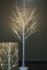 artificial birch trees with lights led lights trees led tree light led lights for indoor trees