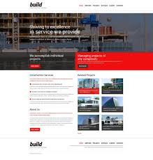 Resume Samples Monster by Construction Company Responsive Joomla Template 51888