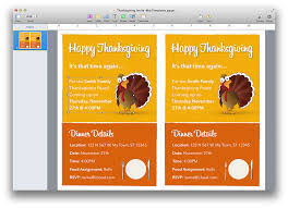 invitation template for pages