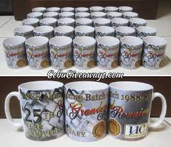 customized souvenirs mugs cebu giveaways personalized items party souvenirs
