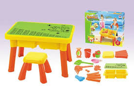 water table with cover vinsani 21pc kids sand water table with cover and stool with