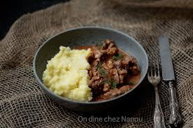 russe cuisine on dine chez nanou boeuf strogonoff un classique de la cuisine