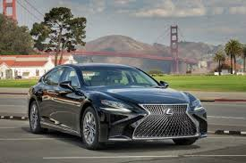 lexus ls executive package 2018 lexus ls 500 our review cars com