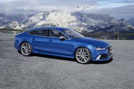 audi rs7 lease audi rs6 and rs7 get even faster with performance option by