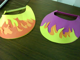 did these for the story of shadrach meshach and abednego
