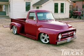 ford 1954 truck 1954 ford f 100 high interest 54 rod