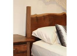 Live Edge Headboard by Live Edge Bed Frames Handcrafted In Portland Oregon